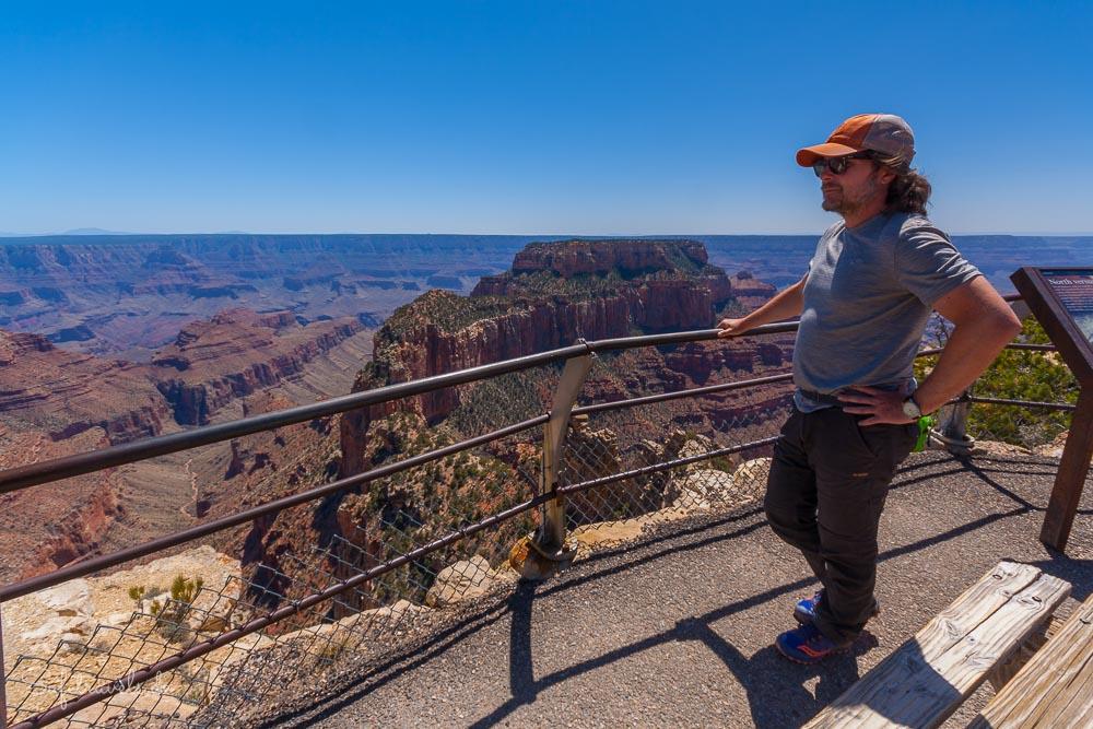 Cape Royal Grand Canyon North Rim