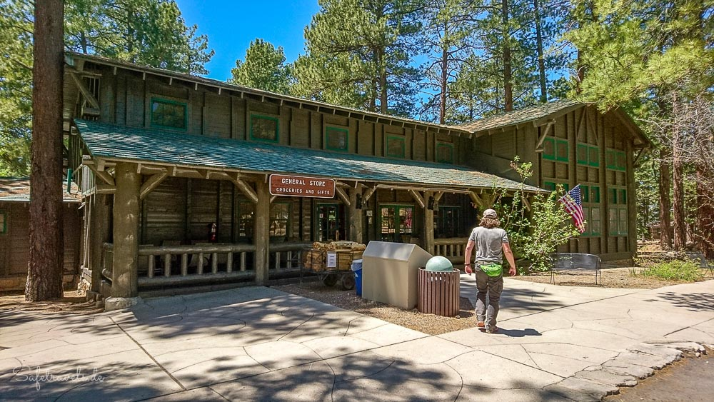 General Store Grand Canyon North Rim