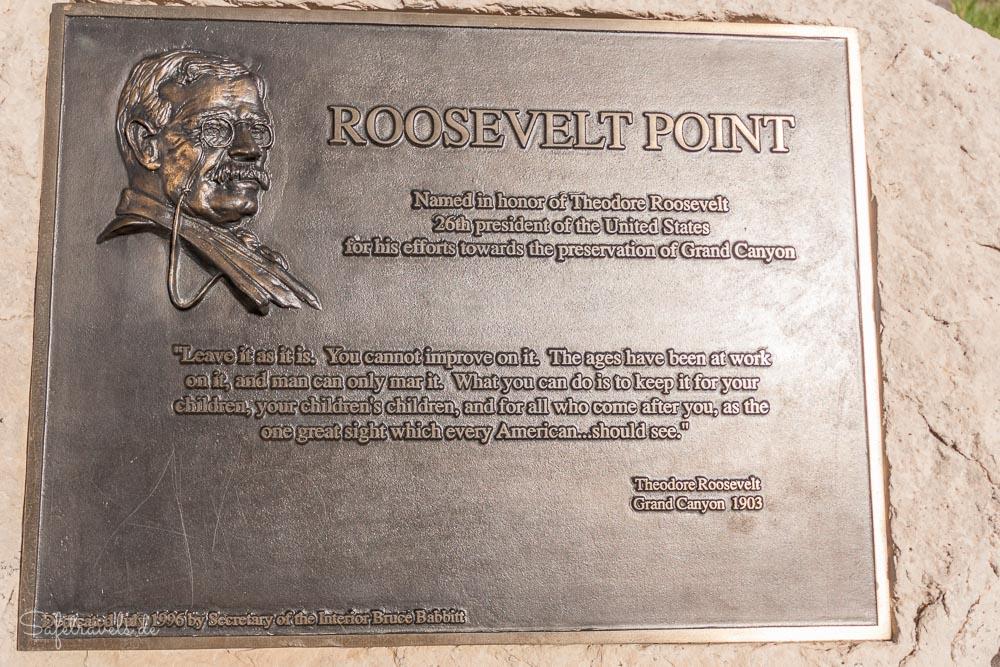 Roosevelt Point - Grand Canyon North Rim