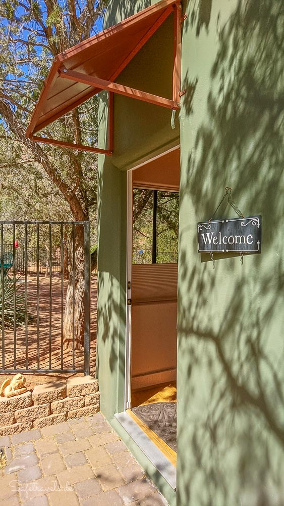 Airbnb Sedona - Privater Eingang