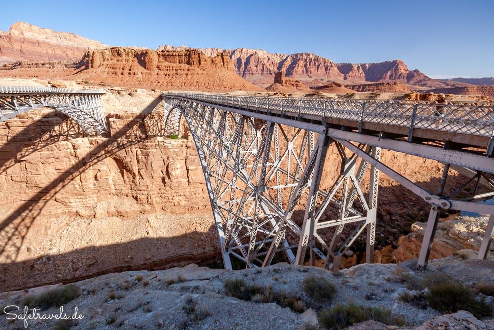 Navajo Bridge - Marble Canyon