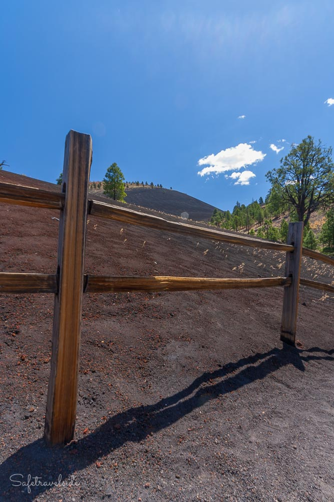 Sunset Crater Volcano