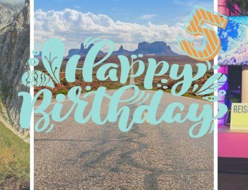 Fünf Jahre Safetravels.de – ein ganz besonderer Blog-Geburtstag
