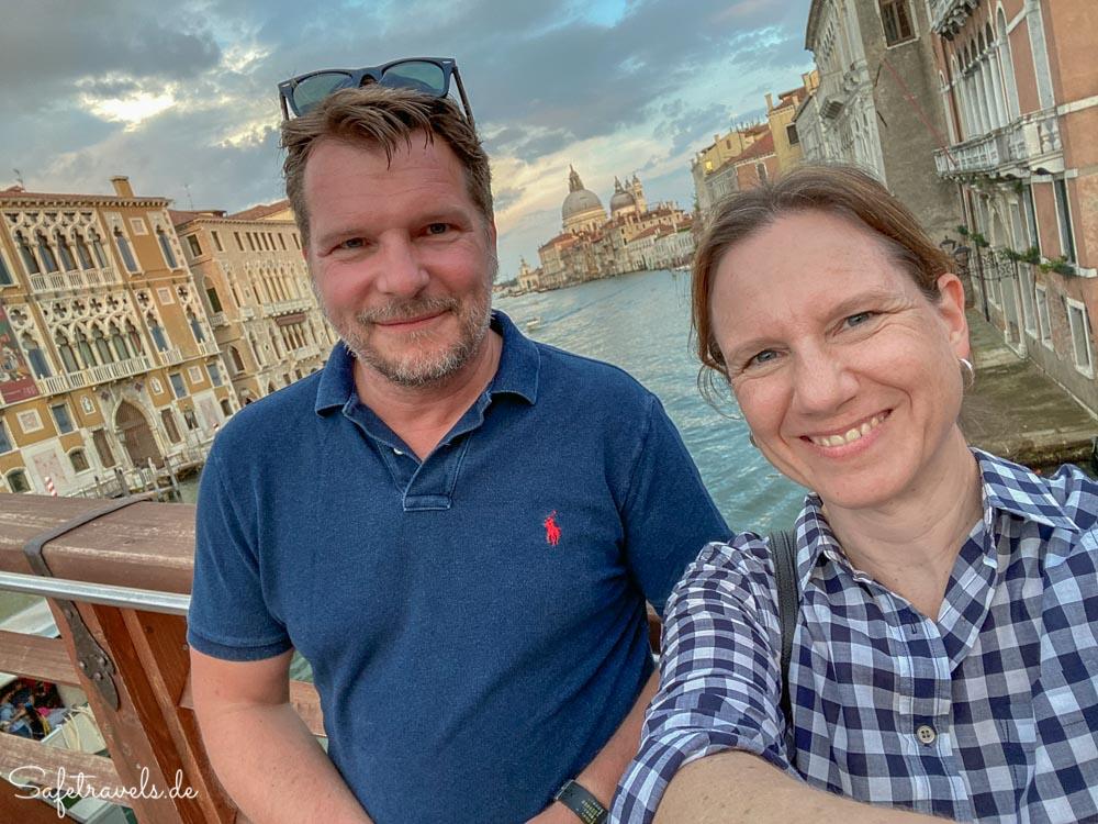 Venedig - romantische Lagunenstadt