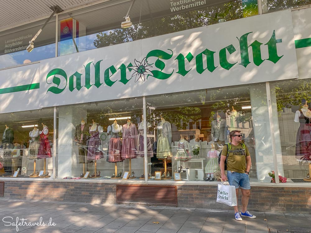 Daller Tracht in München