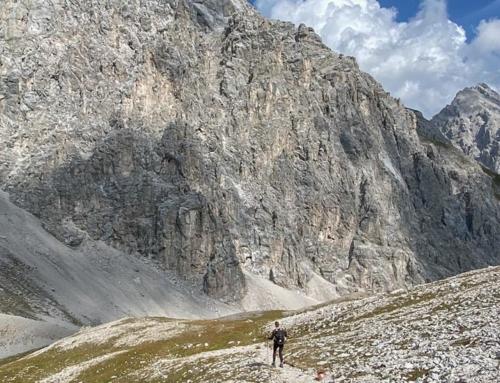 Von der Marienbergalm auf den Höllkopf – Wanderung in der Tiroler Zugspitzarena