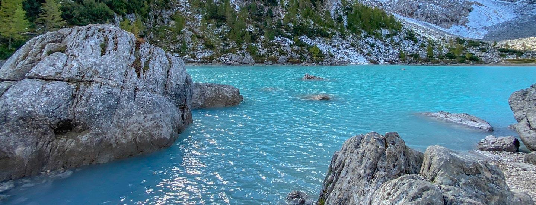 Lago di Sorapis Blog Titel