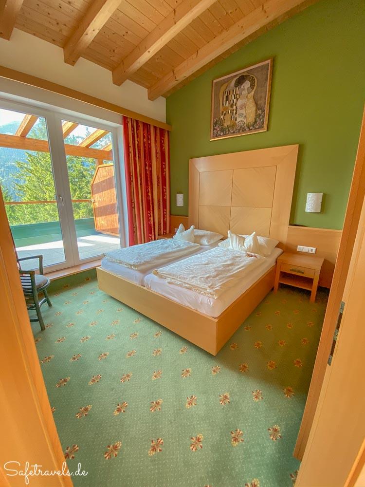 Schlafzimmer Villa Buchenhain