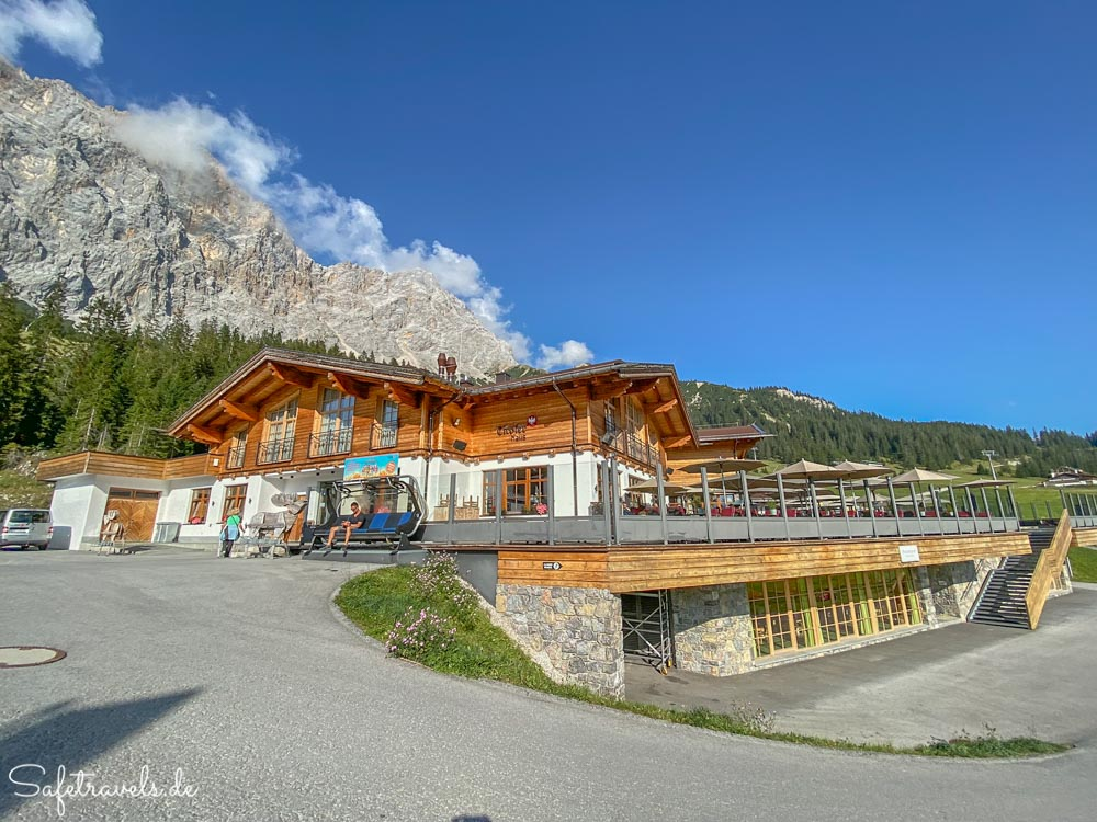 Tiroler Haus auf der Ehrwalder Alm
