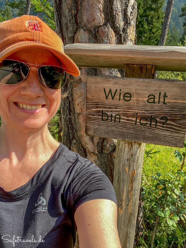Walderlebnispfad in Farchant