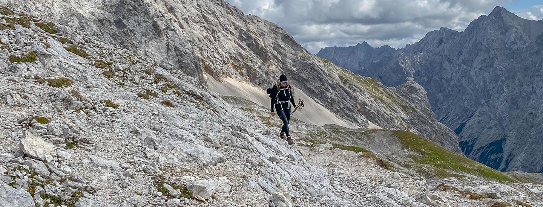 Zugspitze Gatterl Blog Titel