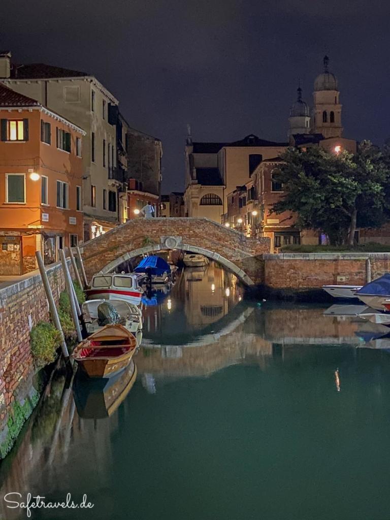 Abendspaziergang in Venedig - Dorsoduro