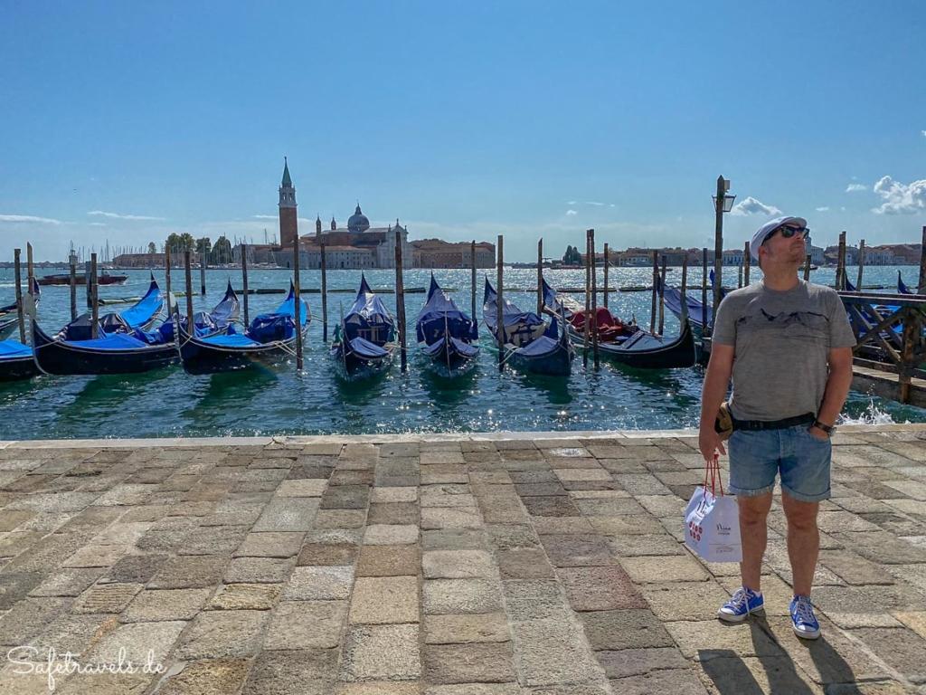 Am Markusplatz - Venedig