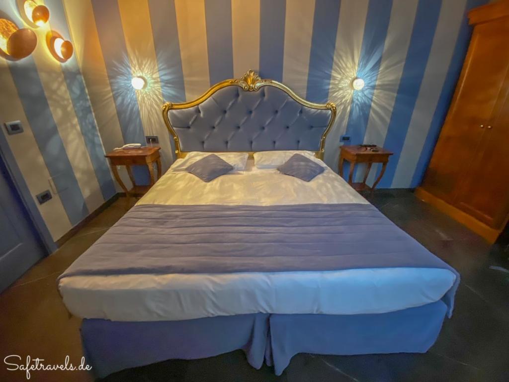 Apartment Tiepolo - Schlafzimmer