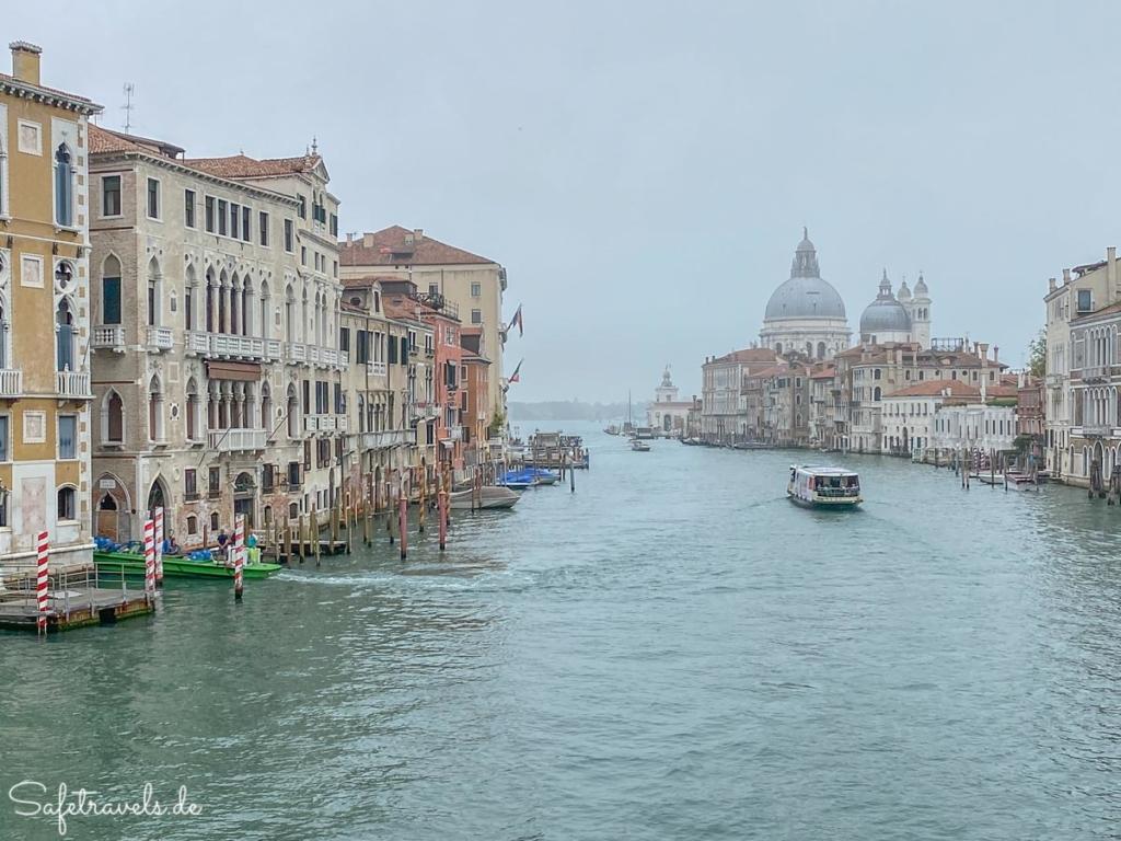 Auf dem Weg von Dorsoduro nach San Marco