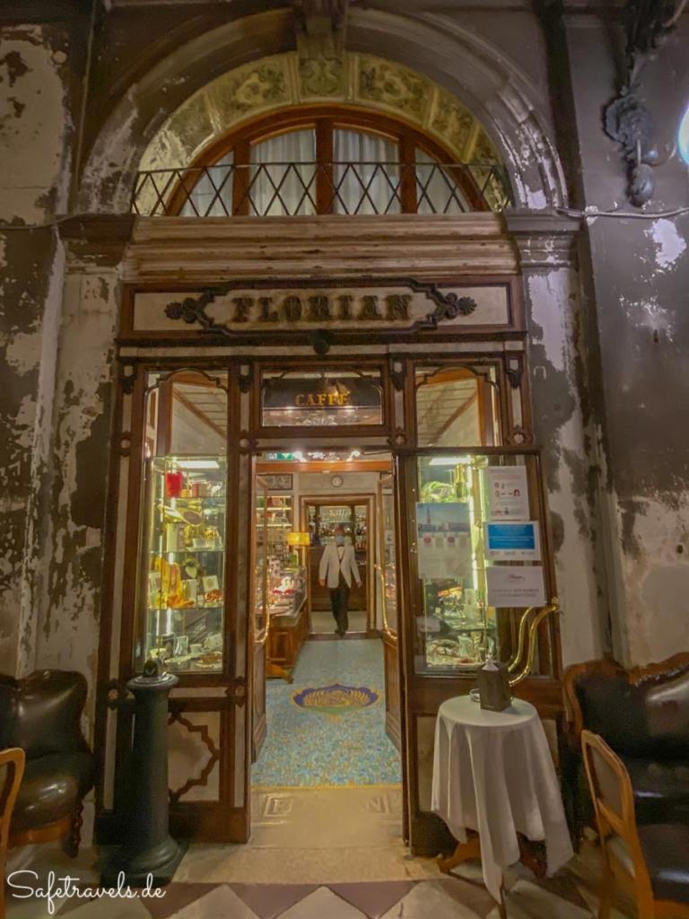Caffe Florian - Venedig