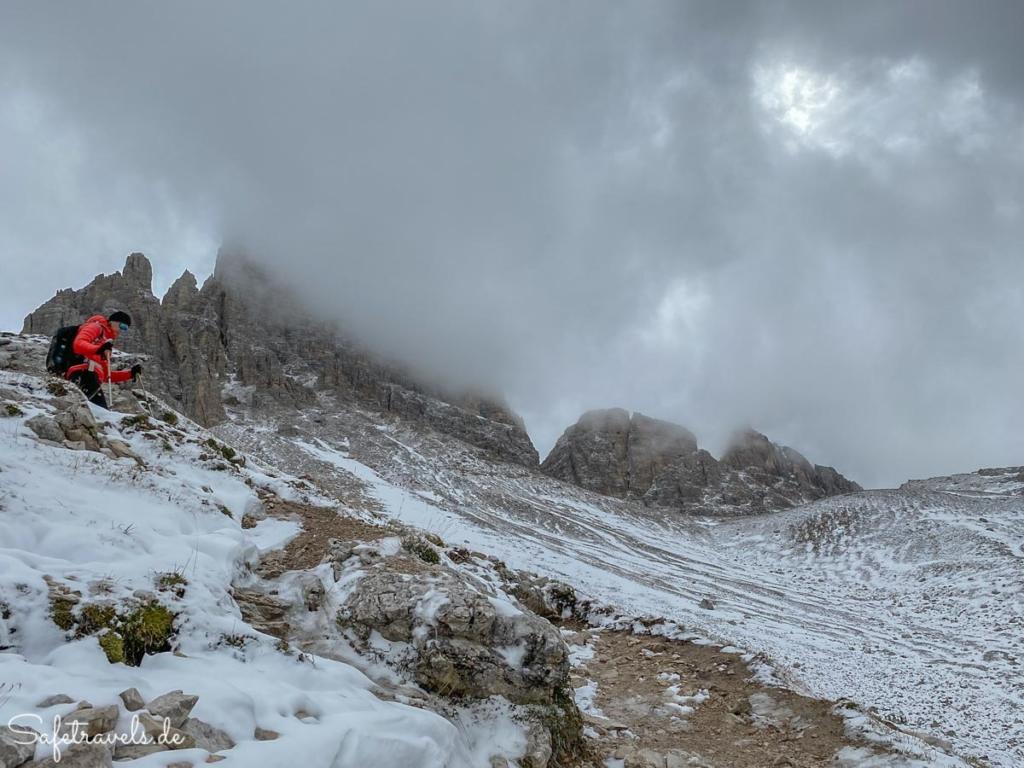 Drei Zinnen Wanderung - Dolomiten