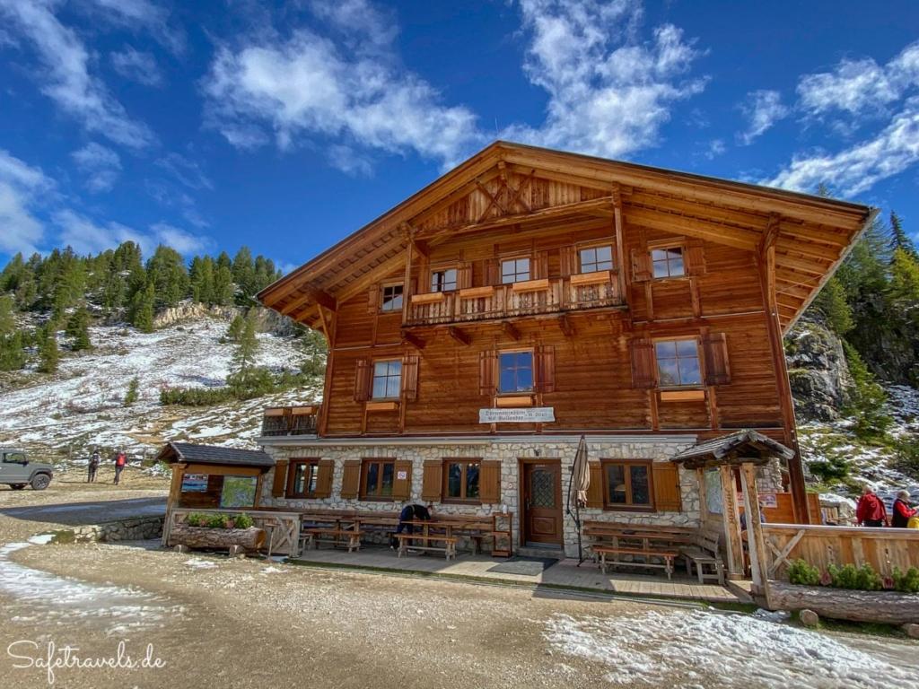 Dürrensteinhütte - Dolomiten