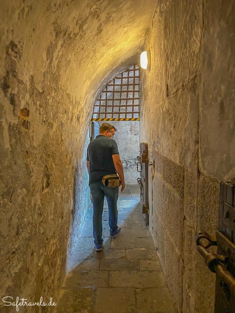Gefängnistrakt - Dogenpalast