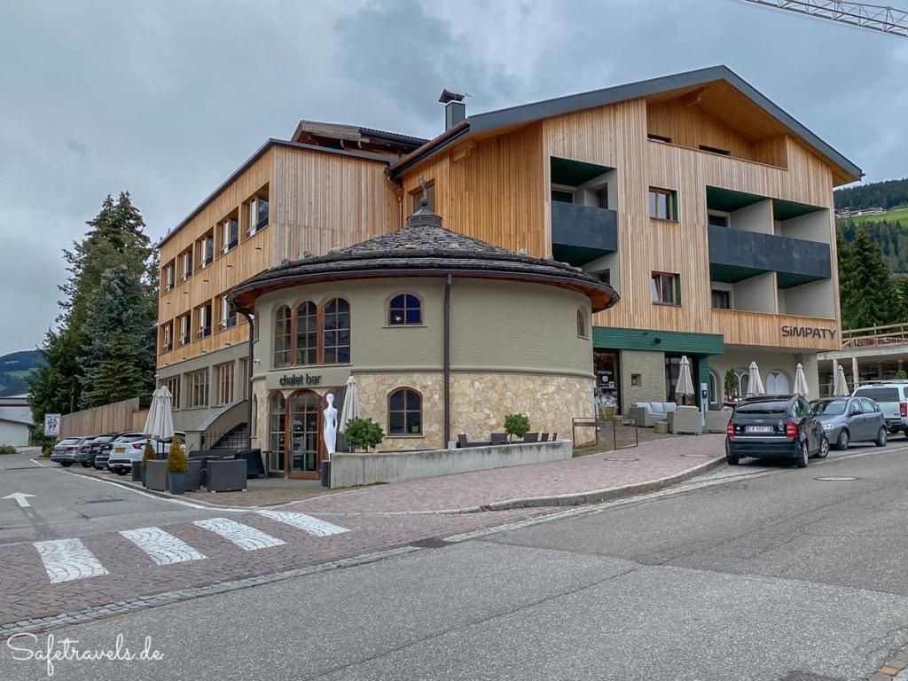 Hotel Simpaty in Toblach