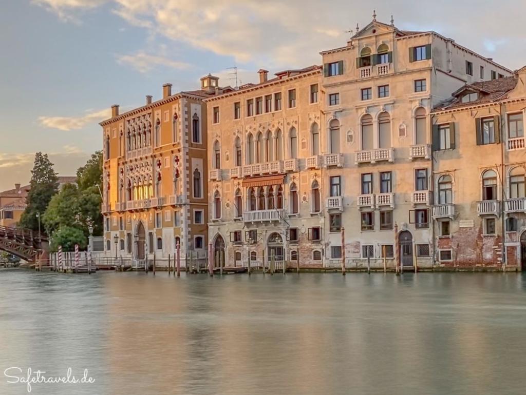 Palazzo am Canal Grande