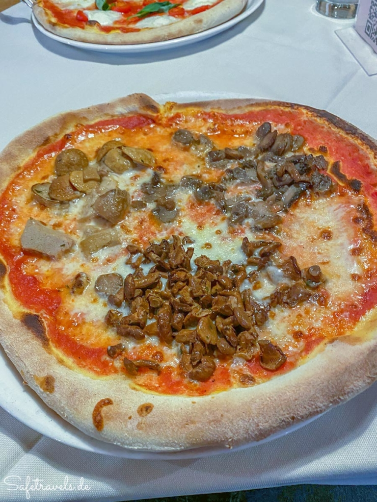 Pizzeria Hans in Toblach - Dolomiten