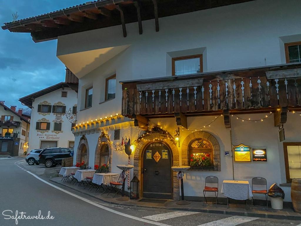 Schlosskeller in Toblach