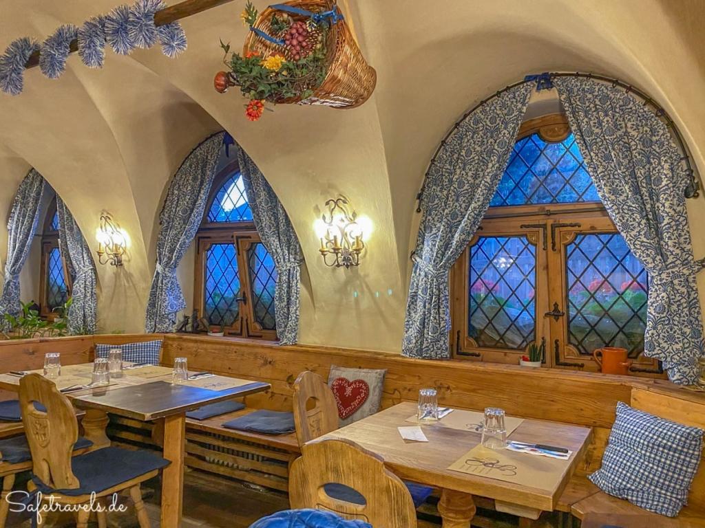 Schlosskeller in Toblach - Dolomiten