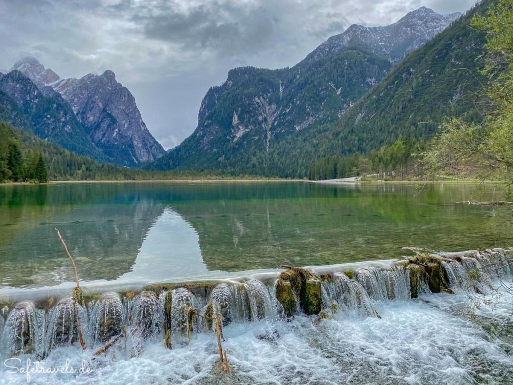 Toblacher See Rundweg
