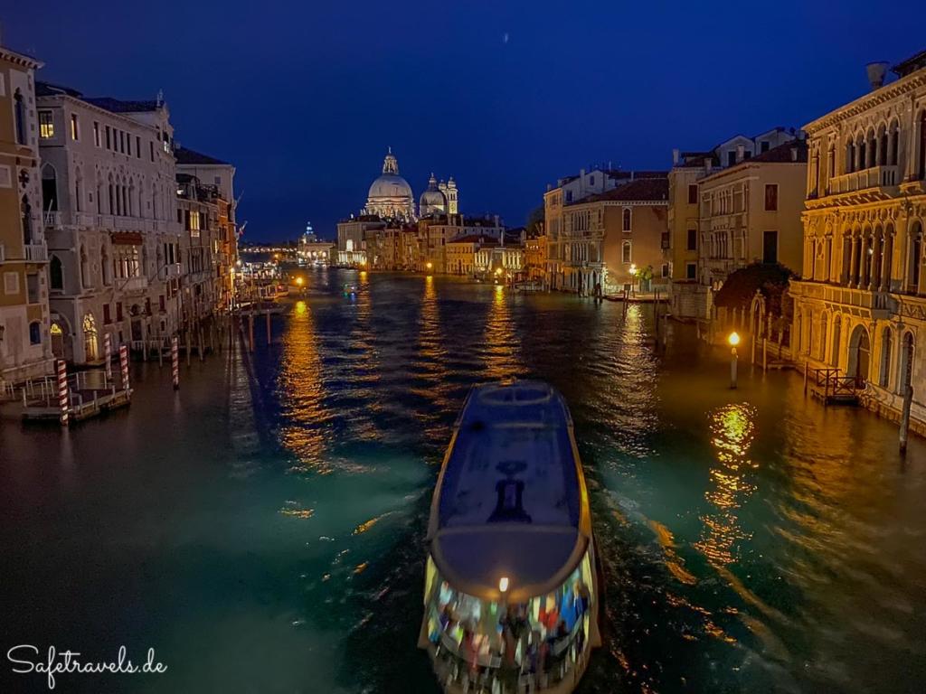 Venedig bei Nacht