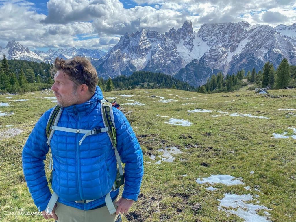 Wanderung Plätzwiese - Dolomiten