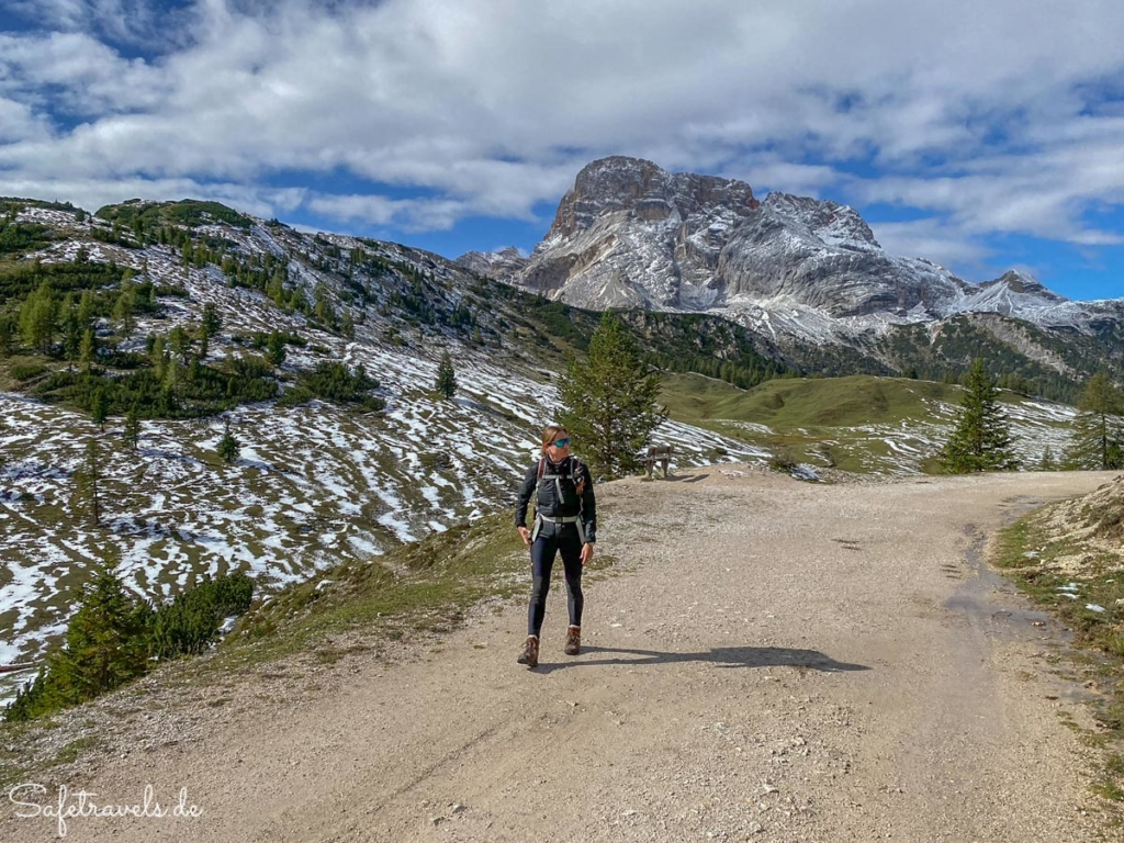 Wanderweg an der Plätzwiese