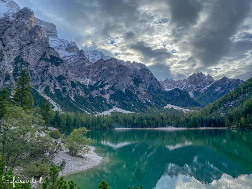 Wilde Dolomiten - Pragser Wildsee